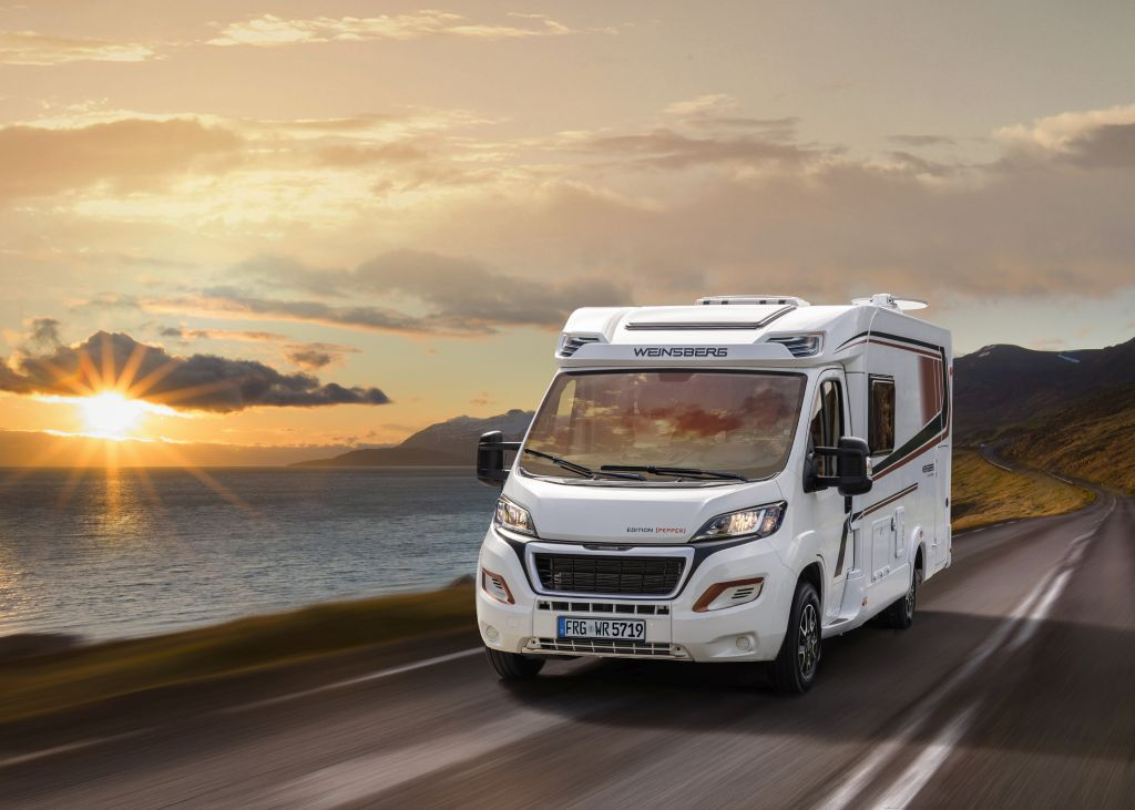 Europas mest solgte autocamper: Weinsberg CaraCompact EDITION [PEPPER]