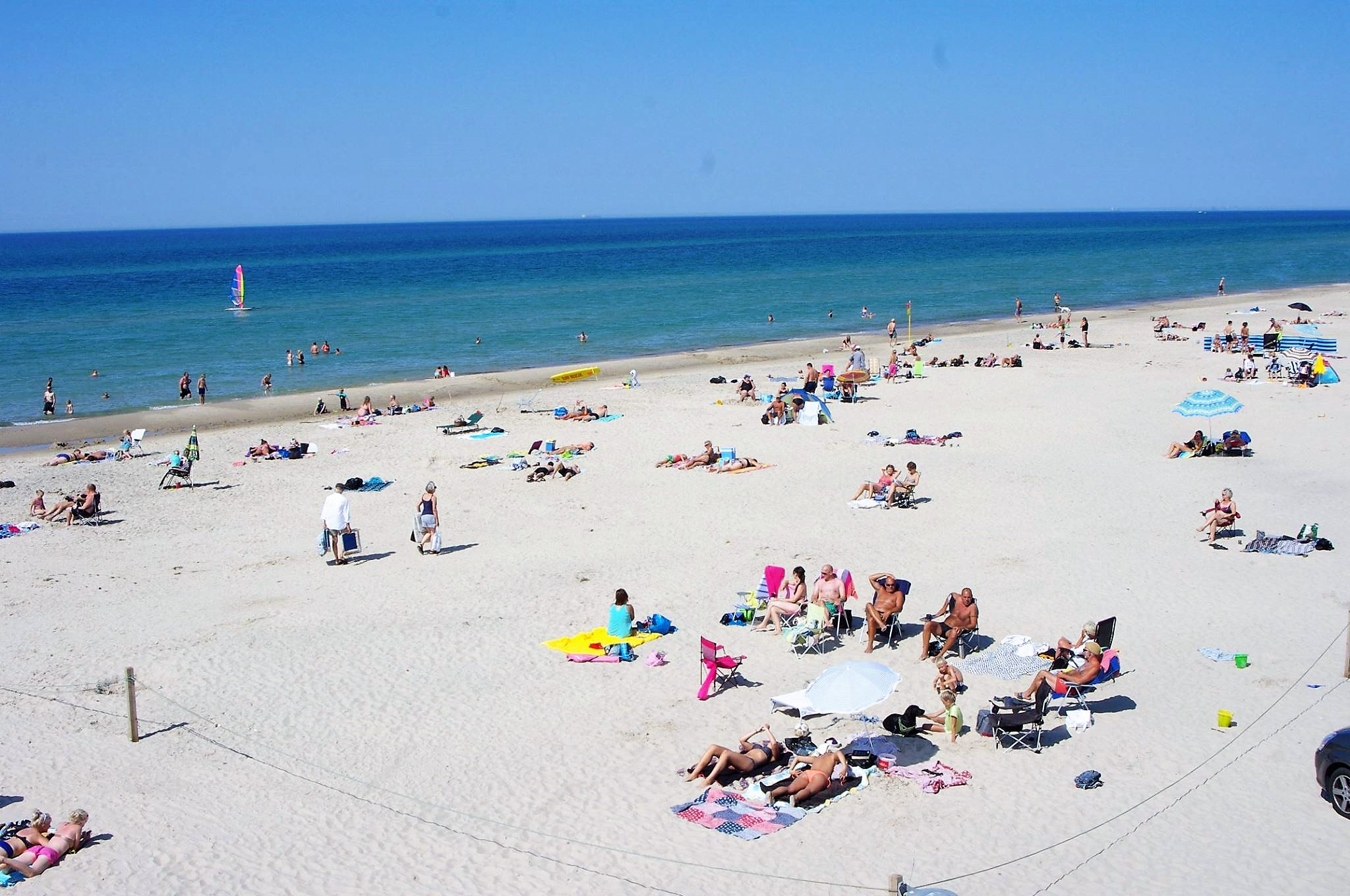 Tornby Strand Camping - ferie i Nordjylland