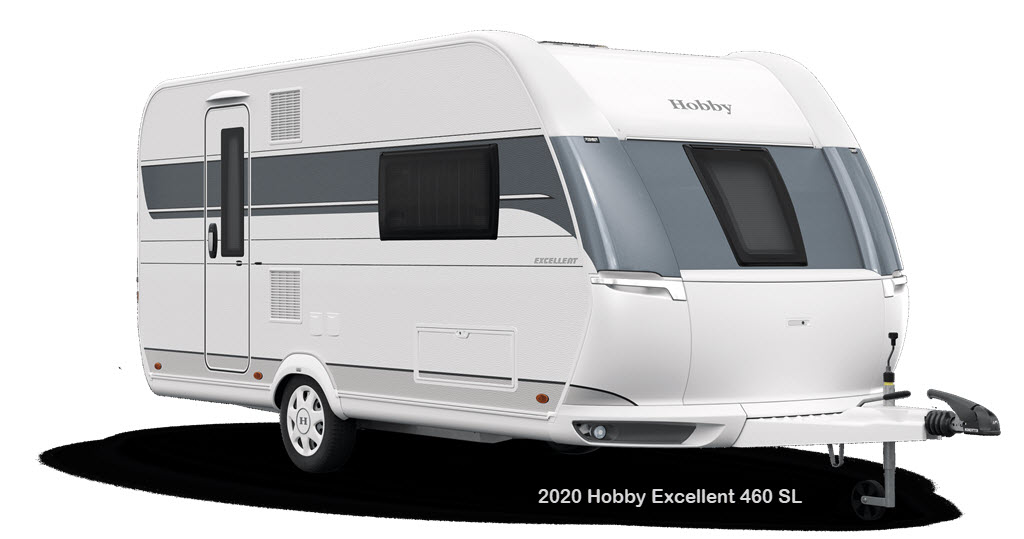 Hobby Excellent 460 SL